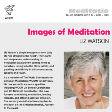 Images of Meditation - Liz Watson