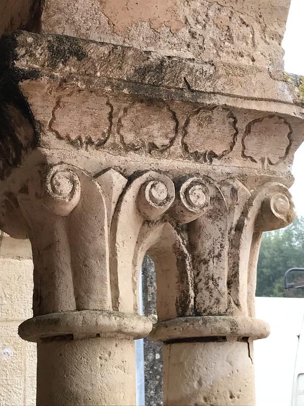 Detail Bonnevaux Abbaye