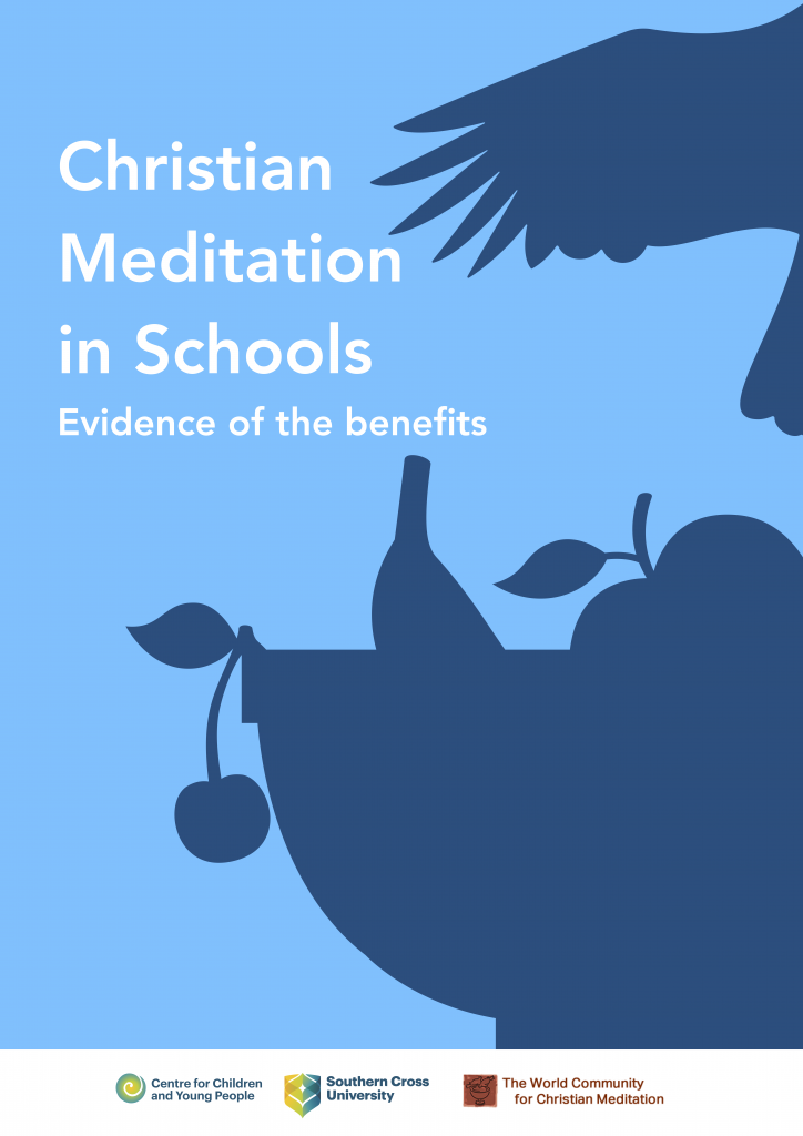 Christian Meditation in Schools: Evidence of the benefits