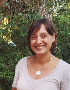 Carina Conte, Uruguay