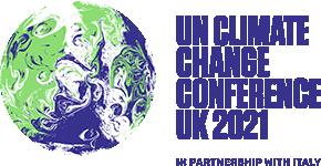 COP26 logo landscape