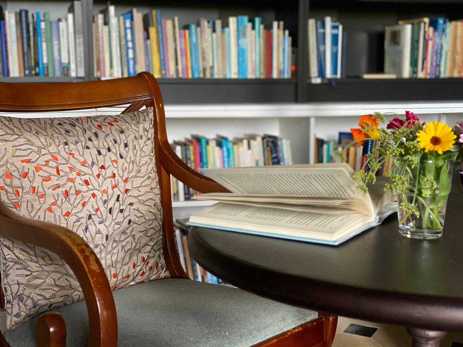 Bonnevaux library
