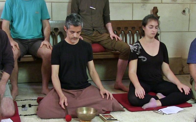 Carlos_meditationsession